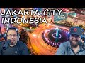 Americans React to Indonesia   Jakarta City