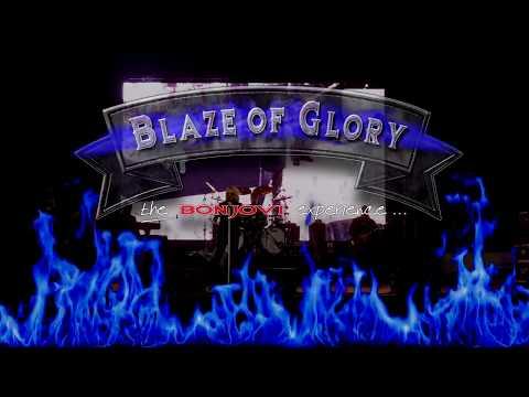 Blaze Of Glory (Dallas, TX): Livin' On A Prayer - Lava Cantina (The Colony, TX)