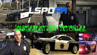 GTA 5 PC How to Install LSPDFR