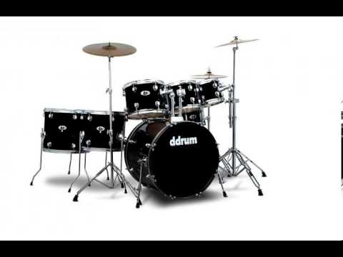 drums only rock groove for rhythmical bass playing youtube. Black Bedroom Furniture Sets. Home Design Ideas