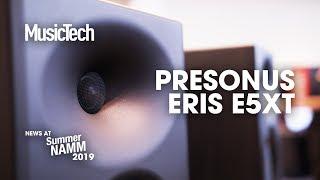 PreSonus Eris XT series promise wide sweet spot #SummerNAMM2019