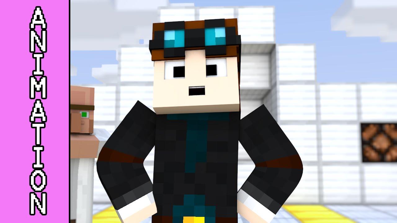 DanTDM (Animated) Minecraft Skin