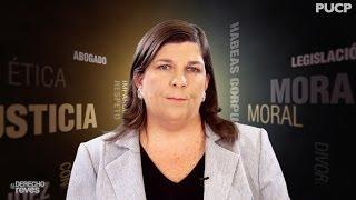 PUCP - Al derecho y al revés: ¿Cuáles son las funciones del Tribunal Constitucional? 2017 Video