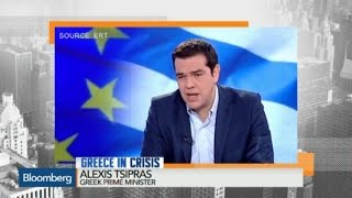 Thousands Rally for Tsipras as IMF Payment Looms