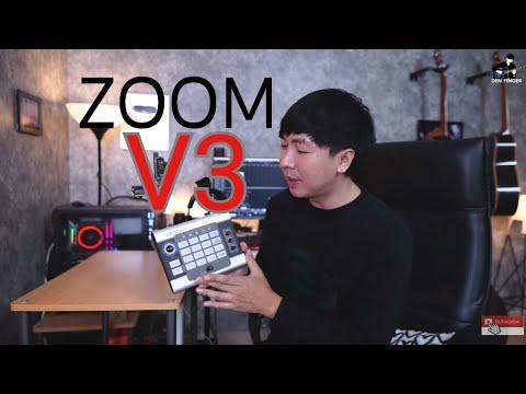 รีวิวเอฟเฟคร้อง Zoom V3 (PreOrder)