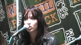 Halestorm - Better Sorry Than Safe (acoustic)