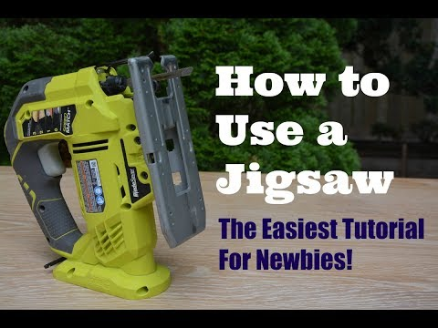 How To Use A Jigsaw The Easiest Tutorial For Newbies Thrift