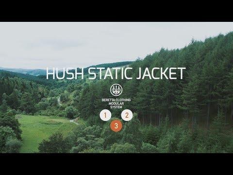 Beretta Hush Static Hunting Jacket