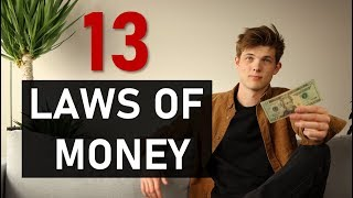 The 13 Laws of Money