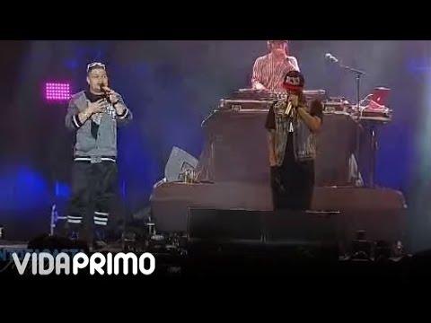 Jowell y Randy - Sobredoxis de Amor (Chile) [Live]
