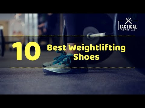 10 Best Weightlifting Shoes Tactical Gears Lab 2020