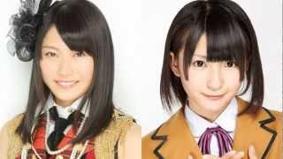 AKB48と乃木坂46を...