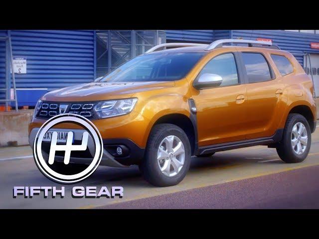 Dacia Duster Team Test | Fifth Gear