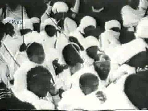 Emperor Haile Selassie and the Ethiopians spiritual preparation for war