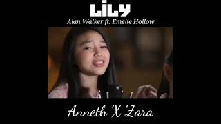 [770.19 KB] Lily Alan Walker cover by anneth x zara
