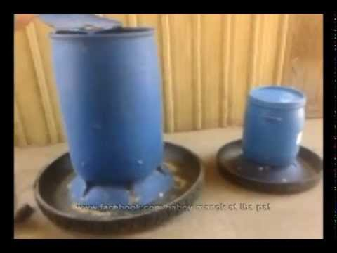 Low Cost Automatic Feeder Big Size Youtube