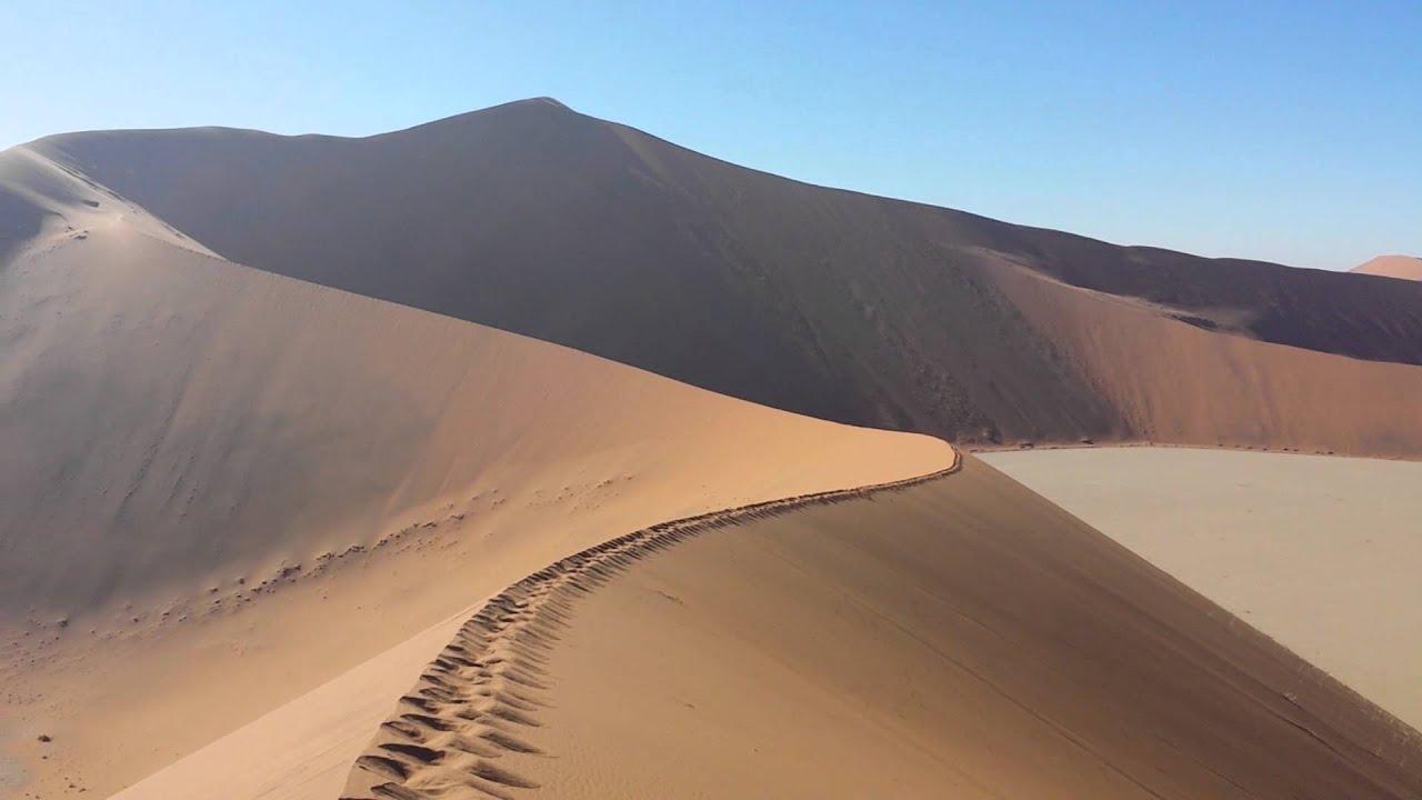 Big Daddy Dune At Sossusvlei Namibia