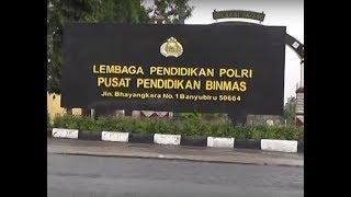 Video Sejarah Pusdik Binmas Lemdiklat Polri (Dok Tahun 2012)