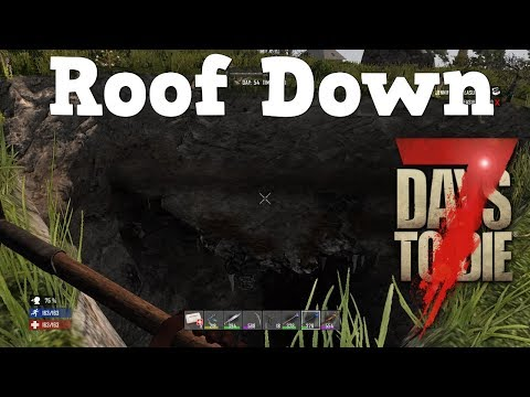 7 Days to Die | PS4 | Roof Down!  | S2 EP41