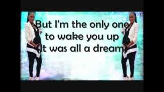 Tamar Braxton- The one (lyrics)