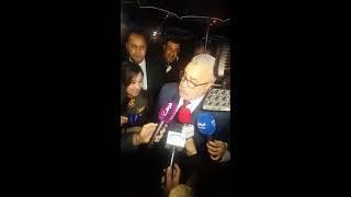 بنكيران و توقعاته حول مبارة المغرب ومصر
