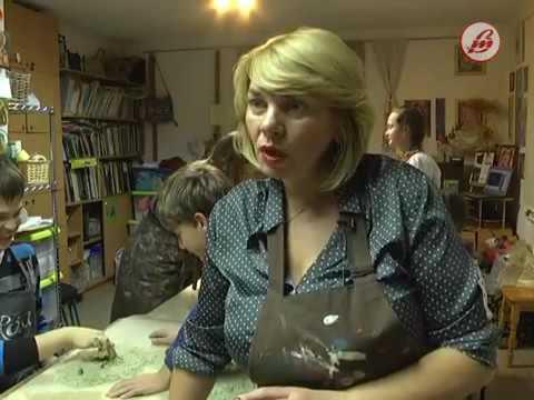Тетяна Мялковська. Арт терапія. Методи роботи зпіском.