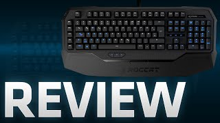 roccat Ryos MK Pro Mechanical Gaming Keyboard Review! (Cherry MX Black)