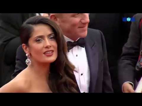 Mexican beauty Salma Hayek