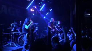 All This Time Rage Live Thessaloniki 2015