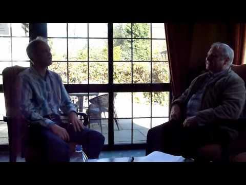 Django Bates interviewed by Tony Dudley Evans - Cheltenham Jazz Festival