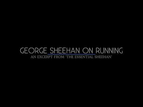 Words of Wisdom From George Sheehan Part 1