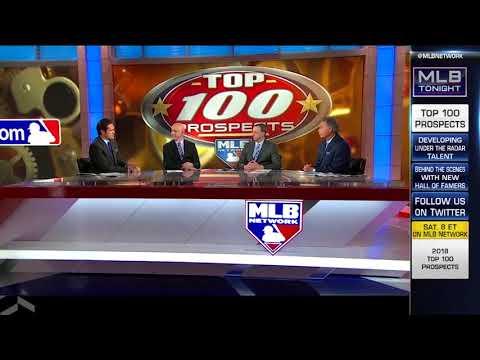 MLB Tonight: Top 100 Prospects