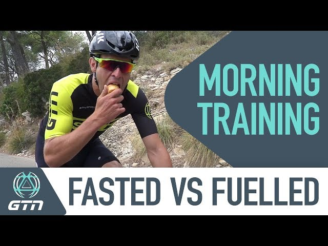 Fasted Vs Fuelled | Whats The Best Way To Fuel For Morning Training?