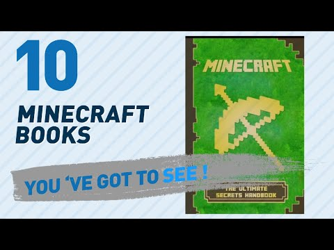 Minecraft Books Collection // Trending Searches 2017