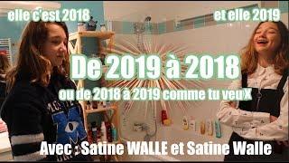 De 2018 à 2019.. // Satine Walle
