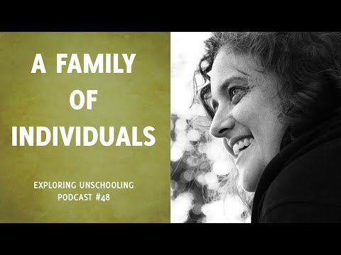 A Family of Individuals, Pam Laricchia's Conference Talk, Episode 48