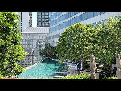 PARK HYATT BANGKOK - O novo melhor hotel de luxo da capital da Tailândia