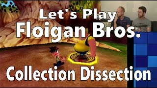 Let's Play: The Floigan Bros Episode 1 (Dreamcast) Collection Dissection