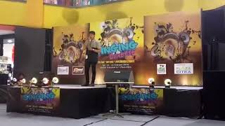 singing contest pekanbaru deby fernando