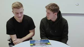 Afsløringen: Mathias Kristensen & Simon Bækgård