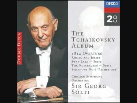 1812 Overture, Op. 49 - Sir Georg Solti/Chicago Symphony Orchestra