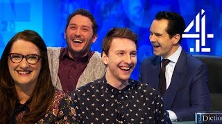 Show In CHAOS When Everyone Disagrees on How to Pronounce TAPAS?! | 8 Out of 10 Cats Does Countdown