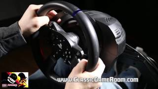 Classic Game Room - THRUSTMASTER T300RS review