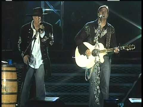 MONTGOMERY GENTRY Back When I Knew It All 2008 LiVe