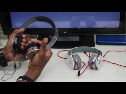 Beats Solo HD vs SOL REPUBLIC Tracks HD Comparison