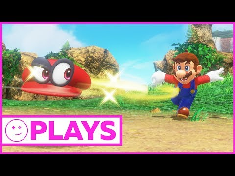 Let's Play Super Mario Odyssey - Kinda Funny Plays