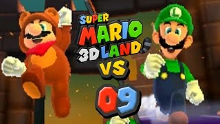 Let's Race: Super Mario 3D Land - Episode 9: Round Numba Two!