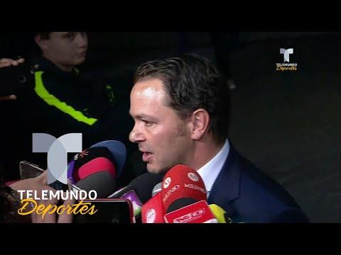 Santiago Baños confía en su basto plantel   Liga MX   Telemundo Deportes