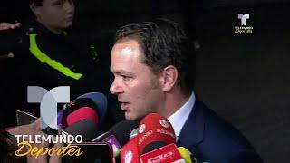 Santiago Baños confía en su basto plantel | Liga MX | Telemundo Deportes