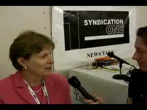 DNC 2008 - Governor Jeanne Shaheen (D-NH)